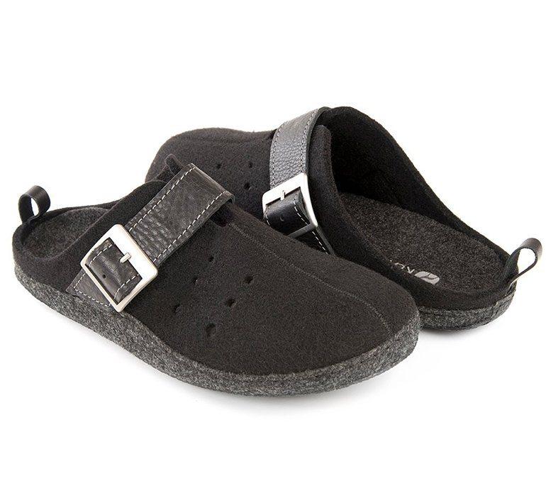 Klaveness obuwie domowe ME1051